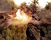 Crysis 1 XBOX/PS3