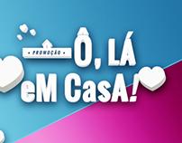 Kia Dunas - Campanha Ô, lá em casa!