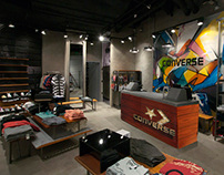 [VISUAL PRESENTATION] Converse: Promotional Visuals