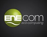 Enecom - Branding