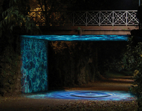 Acqua Asciutta Light Installation
