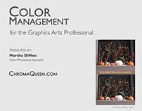 Webinar: Color Management for the Graphic Arts Professi