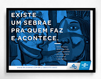 Campanha Interna SEBRAE/RN 2013.