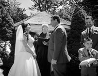 Russ and Tammy's Wedding