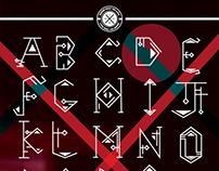 TRIAN font