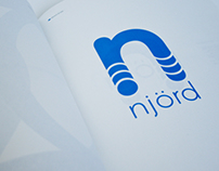 Njörd Visual Identity