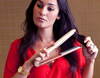 Louis Vuitton Hair Styling Tools