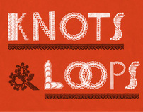Knots & Loops Typeface