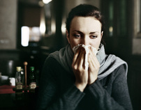 Break up with sinusitis