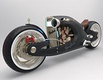 moto russo balt