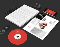 Rough Massive Branding/Stationary Mockup Kit