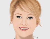 Jennifer Lawrence (Digital Painting)