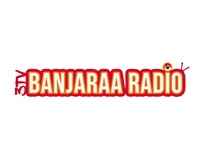 Banjaraa Radio Logo and App Icon