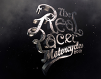 THE REAL RACER MOTORCYCLES 2012