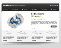 New Age New Business HTML5 Template