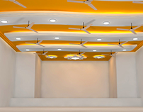 False Ceiling Concept Design