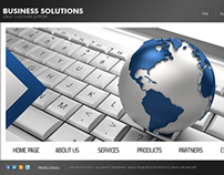 Business Solutions HTML5 Template 300111019