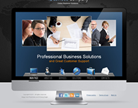 I Business Solutions Company HTML5 Template 300111157