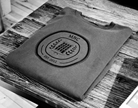 Maison Neuf - House logo print design