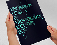 college prospectus design one