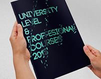 college prospectus design one