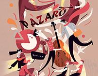PAZARO pizza project
