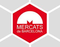 Logo Ruta Mercats de Barcelona