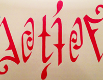 Project Ambigram