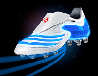 adidas TUNIT F50 Launch