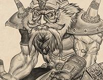 Durin - Dwarf GOD