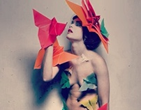Styling & MUA - Butterfly Story