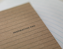 Inspiration Pad Second Edition.