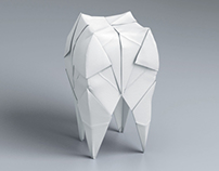ORIGAMI TOOTH