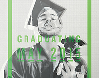 College Graduation Announcement