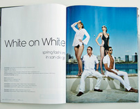 Fine Magazine San Diego Fashion Editorial