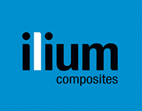 Ilium Composites Branding