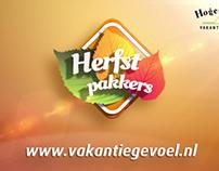 """Hogenboom Vakantieparken """"Herfstpakkers"""""""