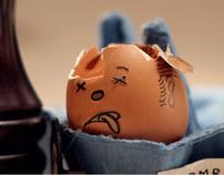 Crash Test Eggs