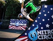 Wheelz on nitro circus