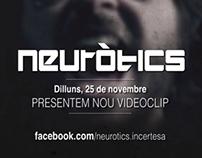 Spot presentació videoclip Neuròtics