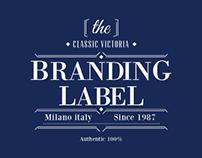 Branding Label