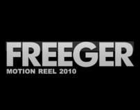 Freeger com Demoreel 2010