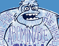 Abominable Snow Man
