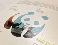 Brochure for a biogas initiative