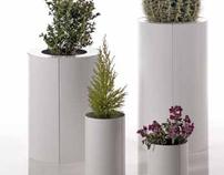 Bysteel vases