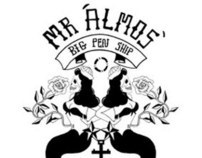 'Mr Almos BIg Pen Ship' Group show (name not my idea)