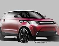 Range Rover supermini