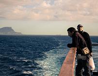 Cruzar el Estrecho