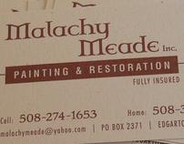 Malachy Mead - Logo / Branding