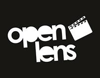 Open lens